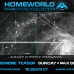 Homeworld Remastered Collection details teased for PAX South
