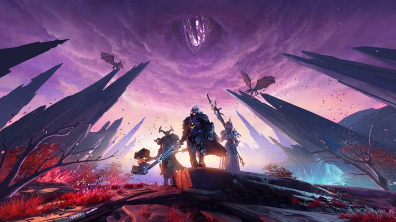 Godfall Fire & Darkness DLC review