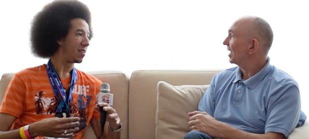 Gamescom 2014: Peter Molyneux
