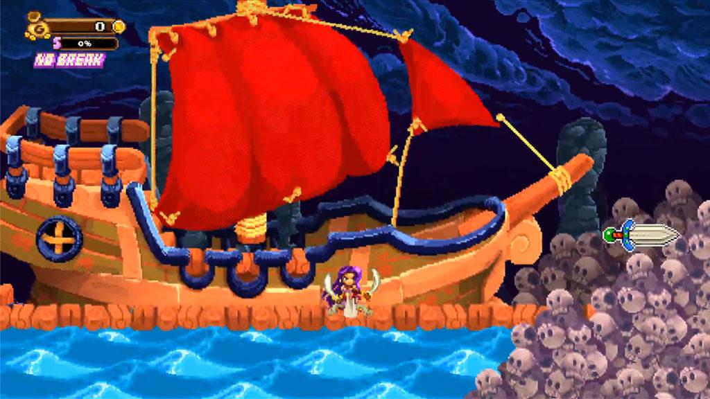A screenshot of Golden Force