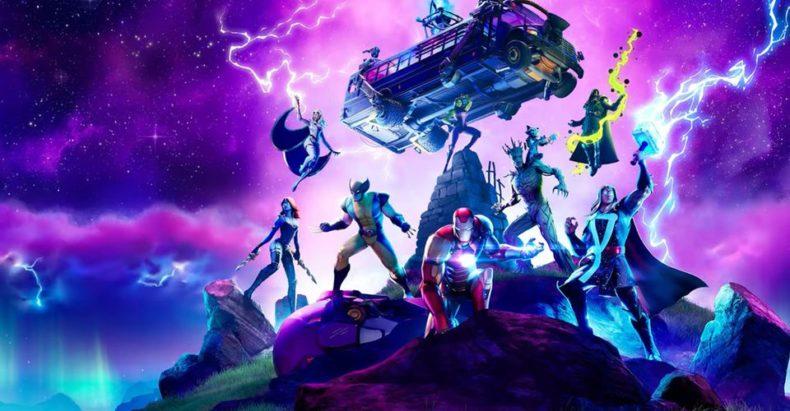 Fortnite Best Multiplayer GOTY 2020