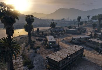 A screenshot of GTA V