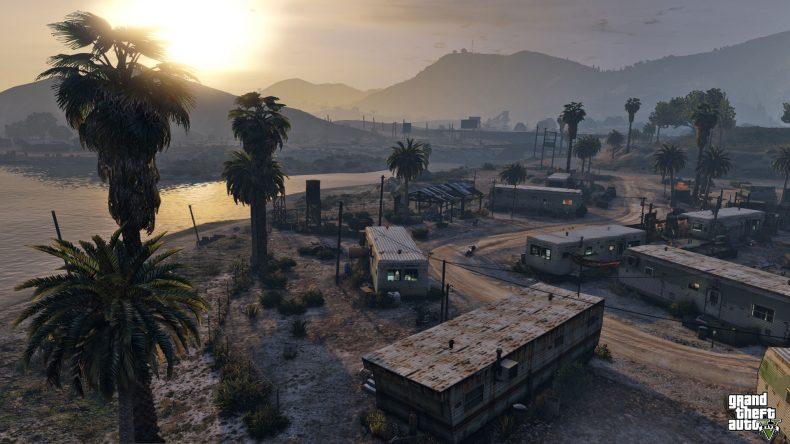 A screenshot of GTA V