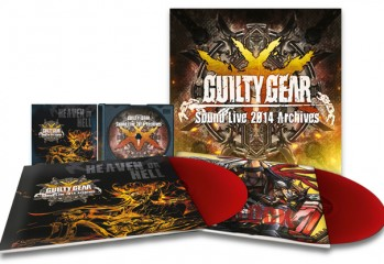 guilty gear xrd revelator vinyl