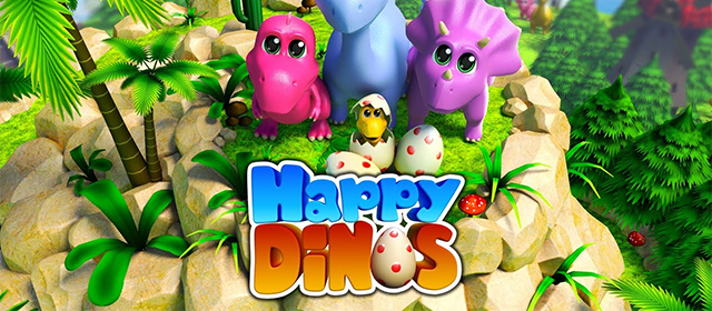 Happy Dinos Review