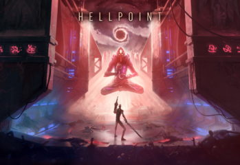 hellpoint key art
