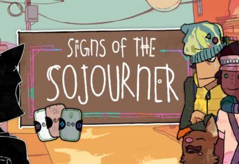 Signs of the Sojourner title image