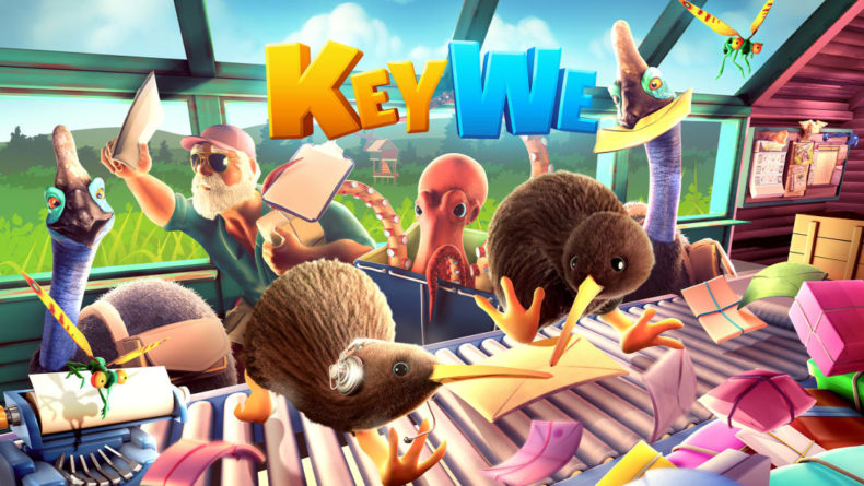 Keywe title image