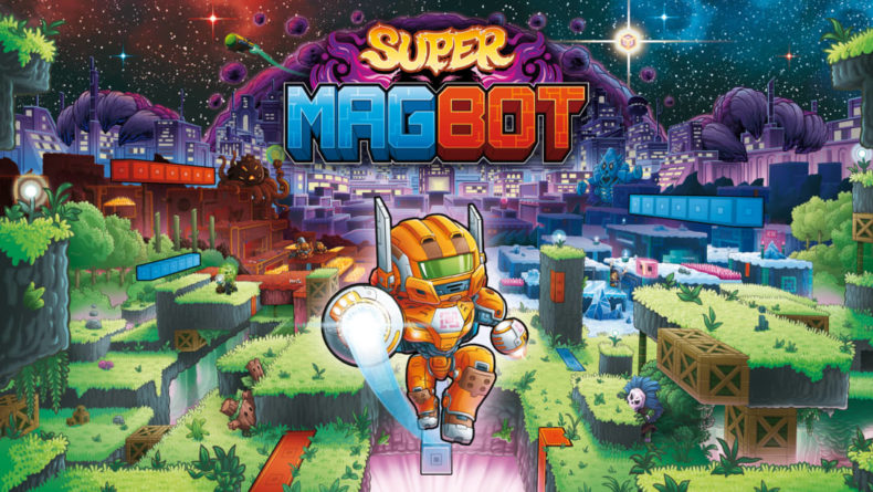 Super Magbot title image