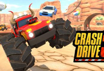 Crash Drive 3 title image