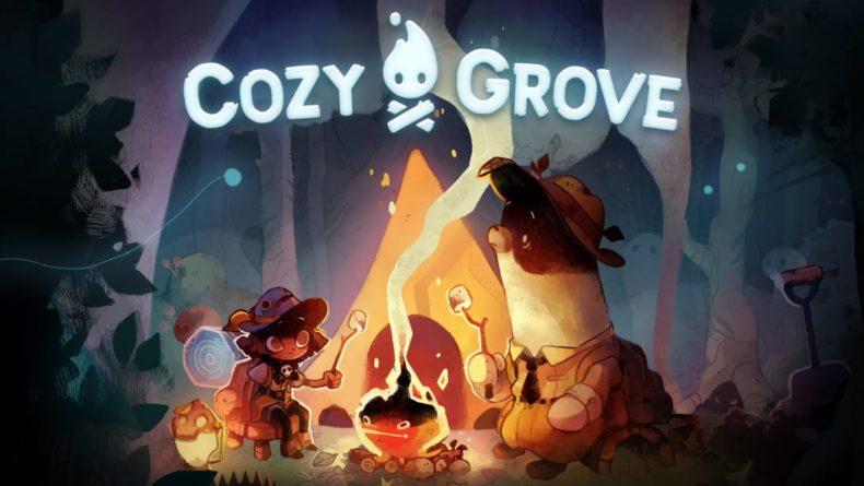 Cozy Grove title image