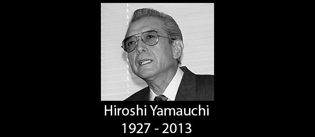 Hiroshi Yamauchi: 1927 - 2013