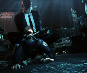 Hitman: Absolution - Latest Edition of The Hope News Times Hits Stands