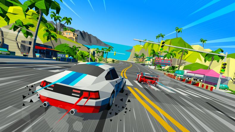Hotshot Racing preview