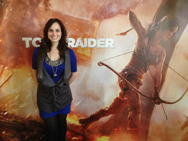 Tomb Raider Interview - Meagan Marie