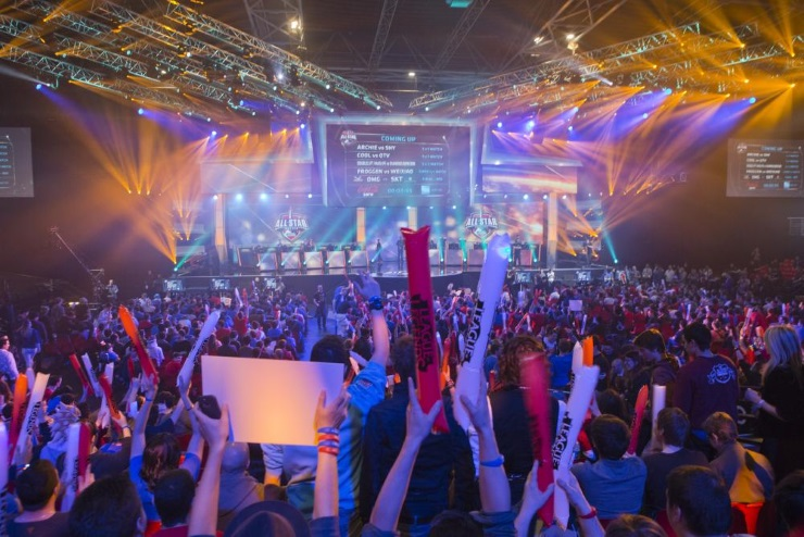 Amazing Sponsored: League Of Legends: Madison Square Garden Proves To Be A Hit