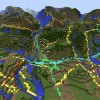 British Geological Survey Recreate British Isles With Minecraft