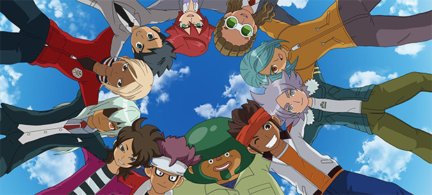 inazuma eleven banner download