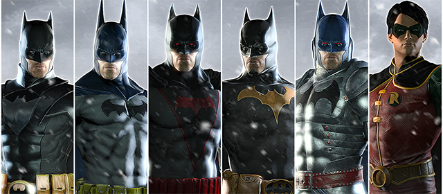 Batman Arkham Origins Gets First Batch Of DLC
