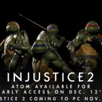 Injustce 2 Fighter Pack 3 announced with The Atom, Enchantress, and TMNT