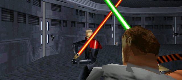 Retro Corner: Star Wars Jedi Knight – Dark Forces II