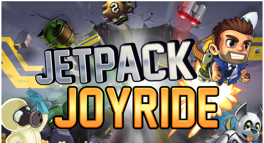 Jetpack Joyride Deluxe out Now