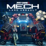 Just Cause 3: Mech Land Assault releases on June 3 for expansion pass holders