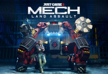 just cause 3 mech assault