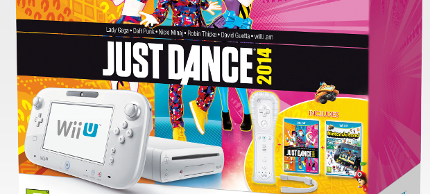 Wii U Just Dance 2014 Basic Pack To Be Released In November