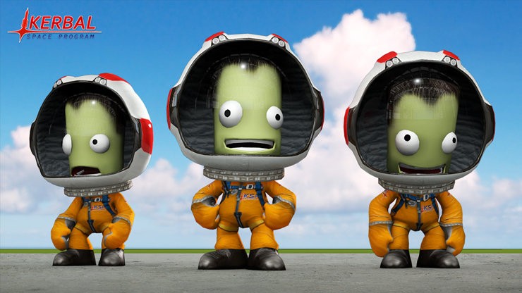 Kerbal Space Program blasts off to PlayStation 4 on July 12