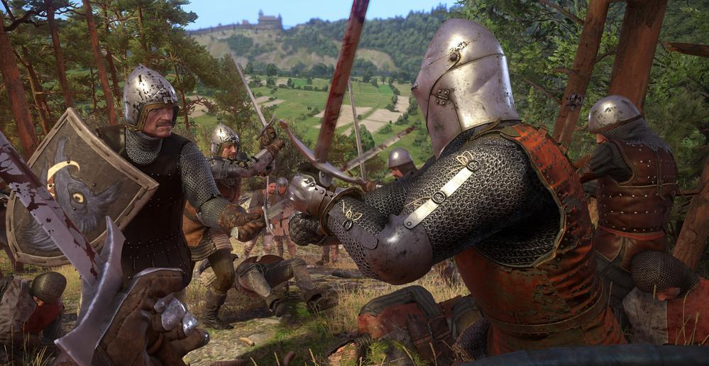 kingdom come deliverance how to clean self