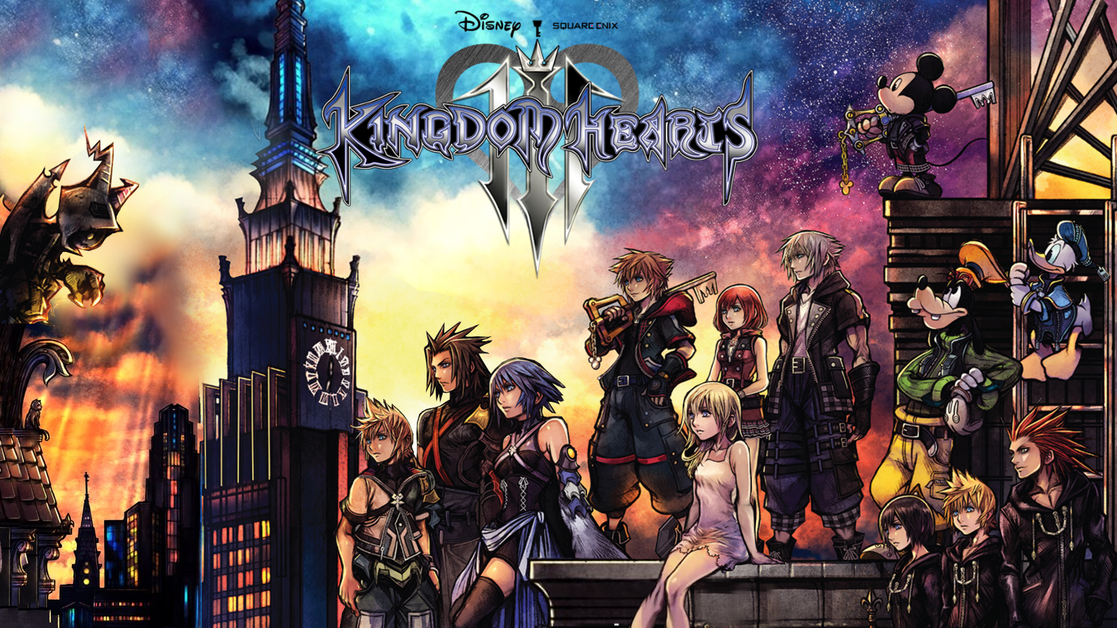 Image result for Kingdom Hearts III