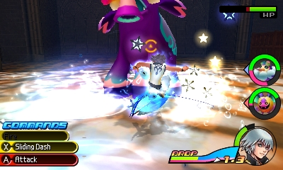 Nintendo 3DS Preview Roundup - Kingdom Hearts: Dream Drop Distance