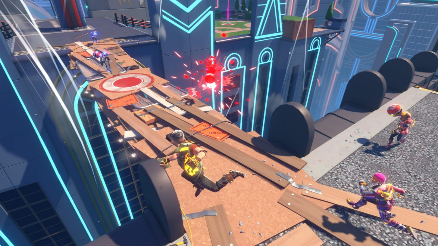 Knockout City interview: prototyping the game