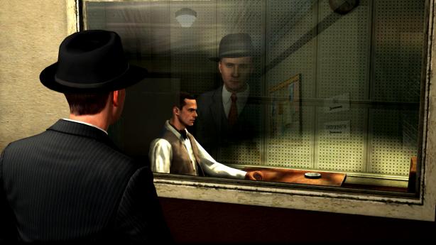 L A  Noire Review - GodisaGeek com