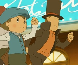 New Trailer for Professor Layton and The Azran Legacies