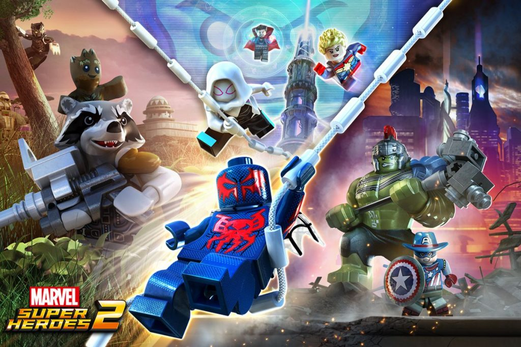 Lego Marvel Super Heroes Review | Bonus