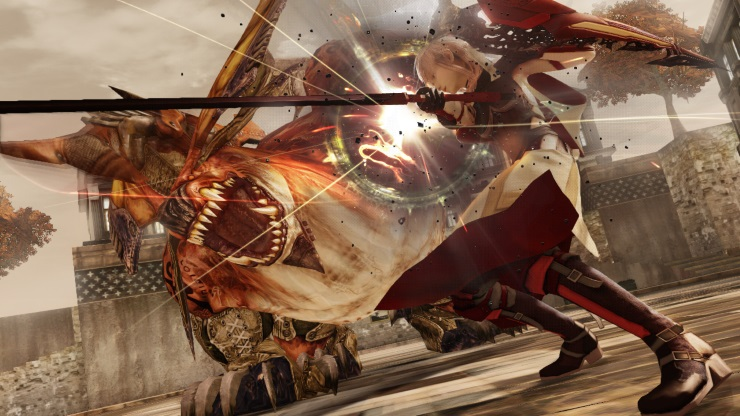 Lightning Returns: Final Fantasy XIII PC Steam Release