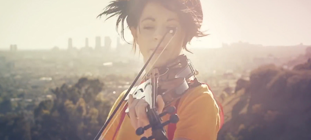 Lindsey Stirling Pokémon Cover is Nostalgia Inducing