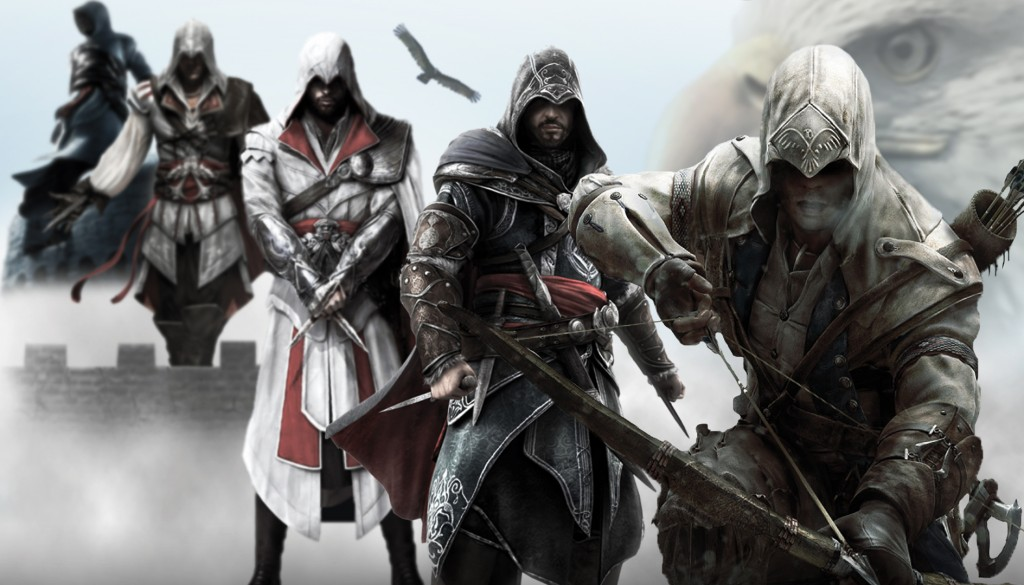 Assassin's Creed 'Empire' Releasing 2017, Set in Ancient Egypt
