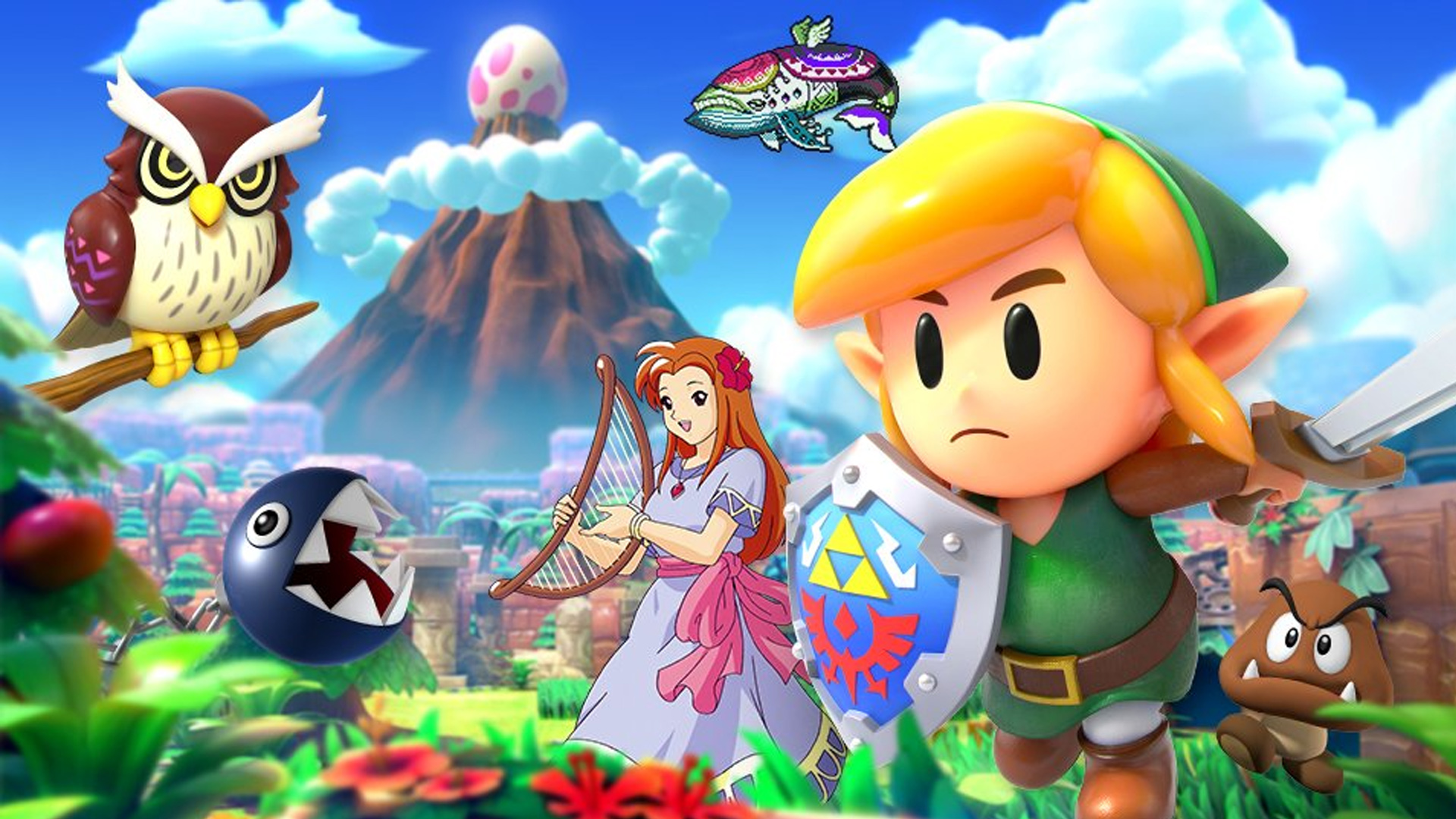 The Legend Of Zelda Link S Awakening Is A Faithful Remake Capable Of Exceeding The Original In Every Way Godisageek Com