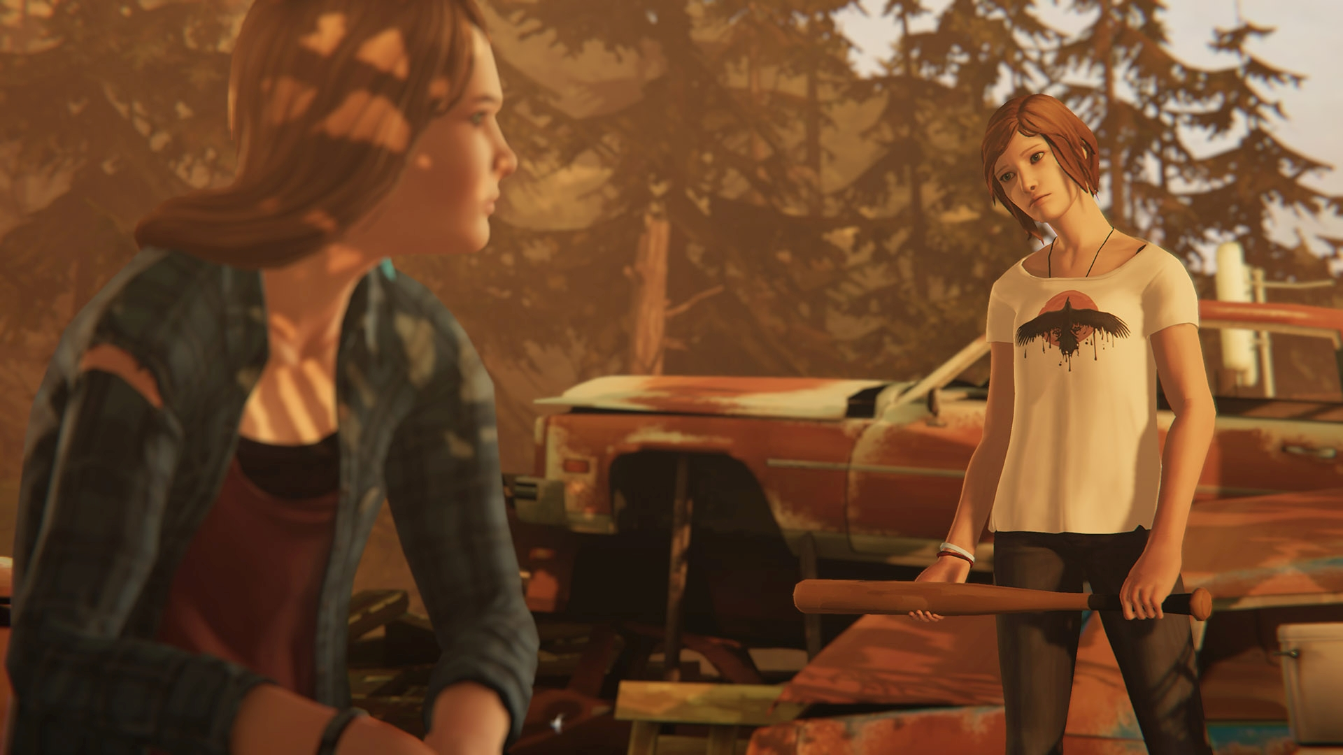 Life Is Strange Before The Storm Episode One Awake Review