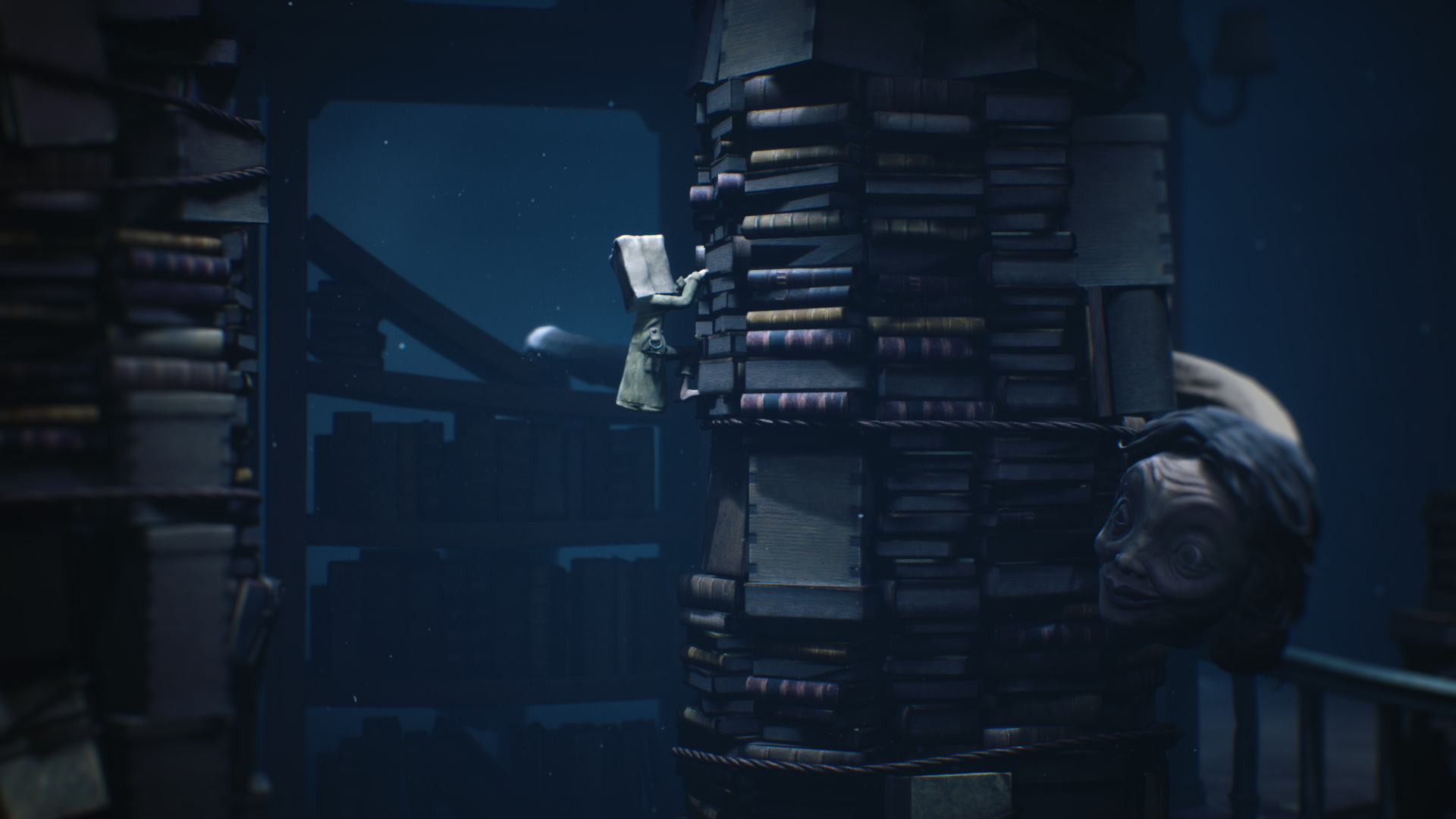 Little Nightmares II is better than the first in every way