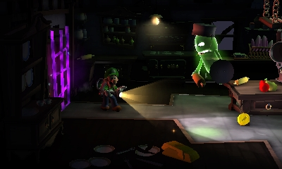 Nintendo 3DS Preview Roundup - Luigi's Mansion: Dark Moon