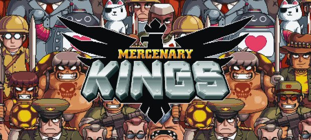 Mercenary Kings Review