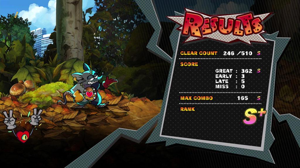 A screenshot of Mad Rat Dead