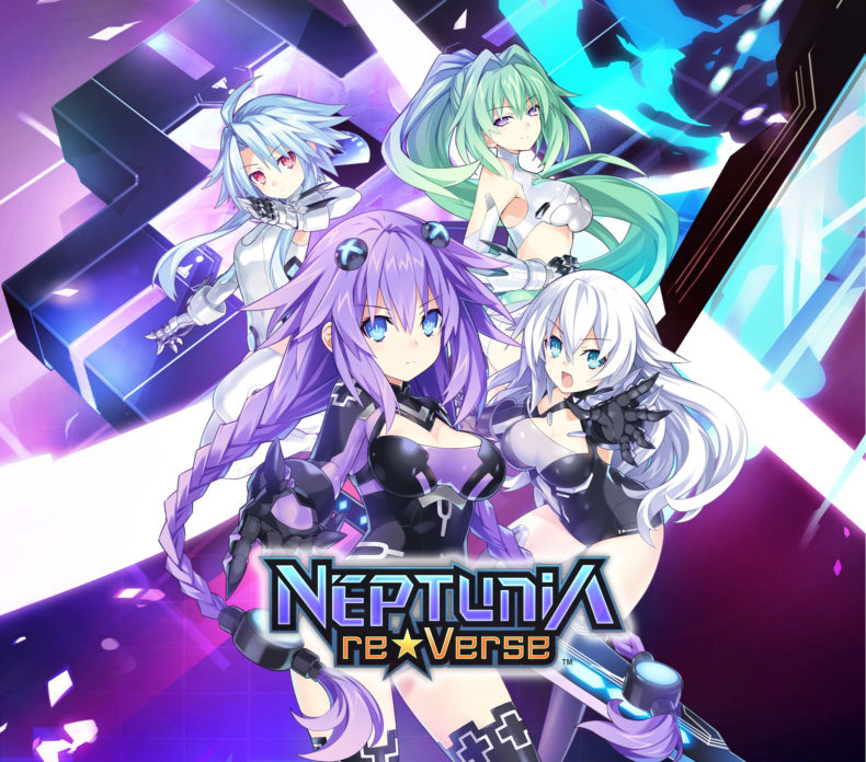 Neptunia ReVerse title image