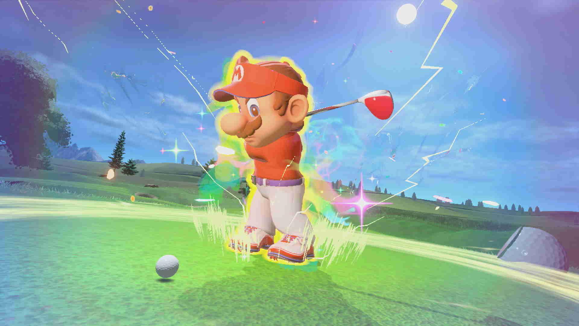 Mario Golf: Super Rush... and Super Dash