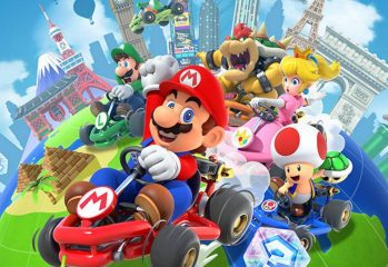 Mario Kart Tour on this week's podcast