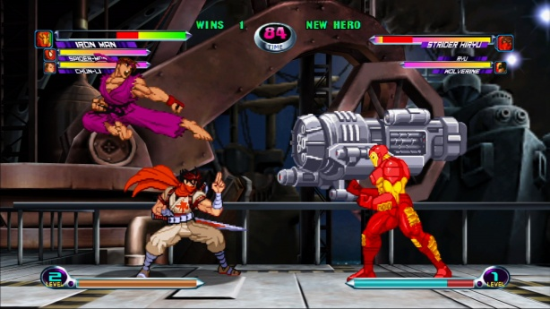 marvel vs capcom 2marvel vs capcom 2